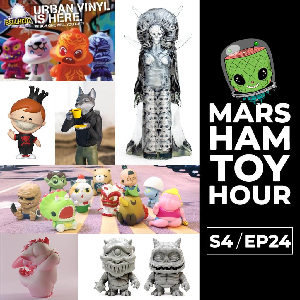 Marsham Toy Hour S4 E24