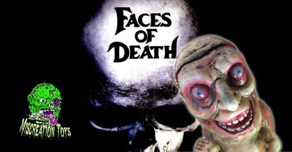 THE FACES OF DEATH: BIGBIRDMAN by Miscreation Toys