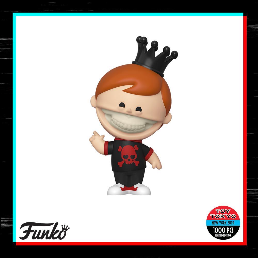 Freddy Funko Grin