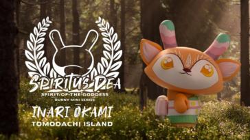 inari-okami-spiritusdea-kidrobot-dunny-tomodachi-island-featured