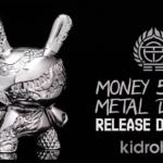 Money-5-inch-Metal-Dunny-tristan-eaton-kidrobot-release-details
