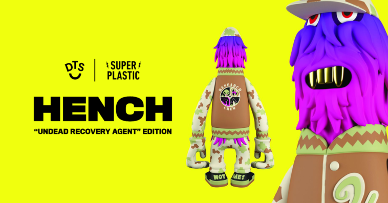 hench-undead-recovery-agent-superplastic-dts-featured