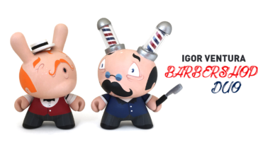 igor-ventura-barbershop-duo-custom-kidrobot-dunny-featured