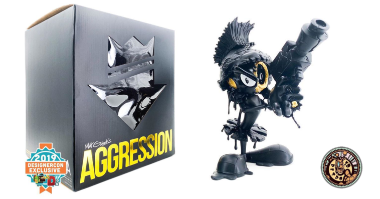 aggression-mattgondek-designercon-3dretro-featured