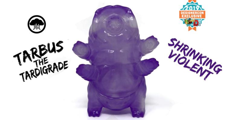 shrinking-violent-tarbus-tardigrade-doomcodesigns-designercon-featured