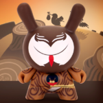 TIMBERRR-kidrobot-dunny-Gorgocho-exquisite-corpse-featured