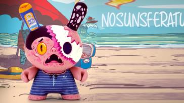 nosunsferatu-luizunreal-kidrobot-dunny-featured