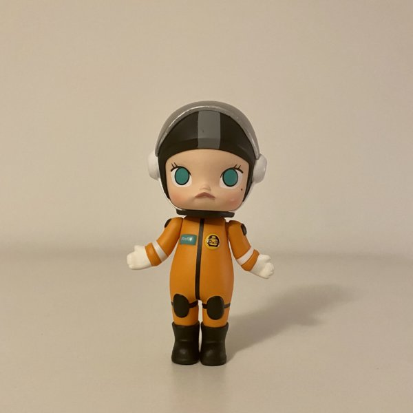 astronaut-orange-molly-career-series-two-popmart