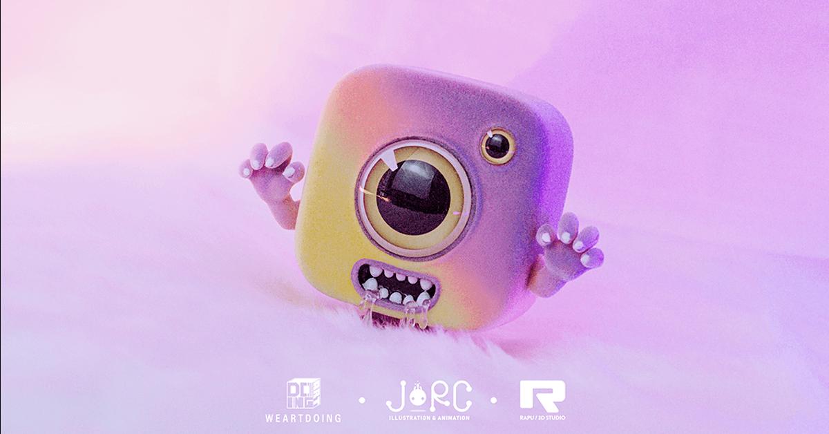 instaboo-eArtDoing X Jorc Studio X RAPU 3D studio