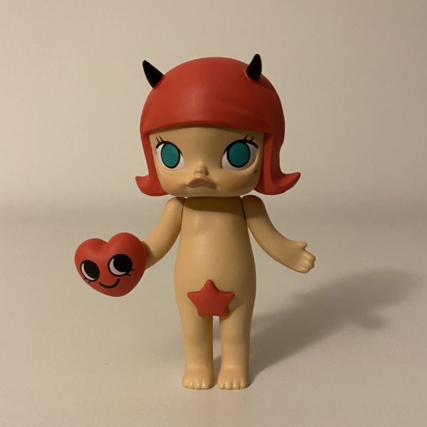 molly-zodiac-popmart-kennyswork-gemini-red
