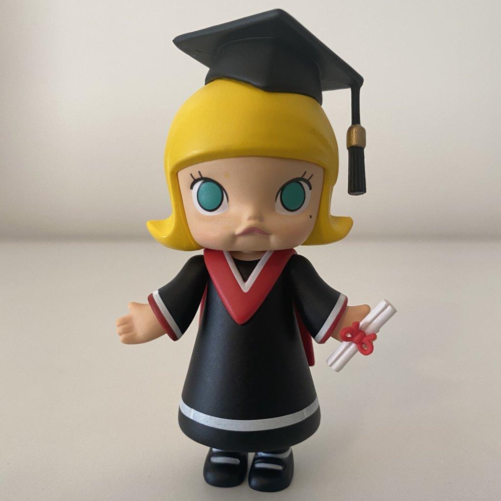 school-life-of-molly-kennyswork-popmart-graduate