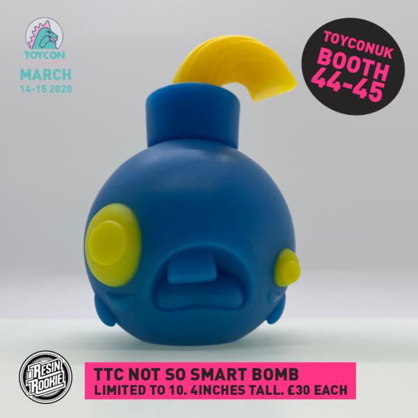 ttc-not-so-smart-bomb-resinrookie-toyconuk-2020