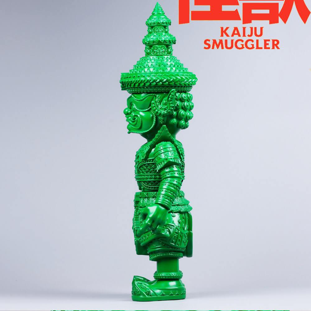 Kaiju Christmas 2020 Yaksha Tha Tian by Kaiju Smuggler The Toy Chronicle 2020 b ea