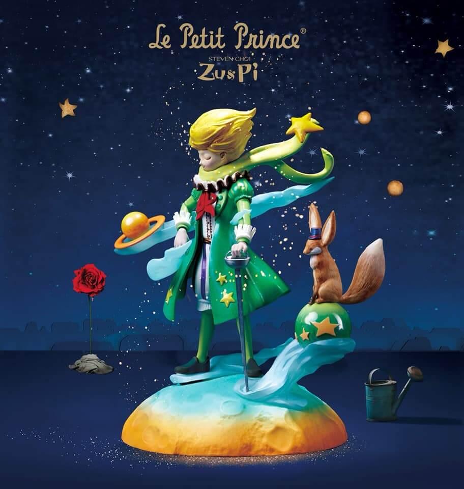 The Toy Chronicle Steven Choi X Kaiyodo Le Petit Prince Life Is A Journey Solo Show At ȈŠé¦™å±…