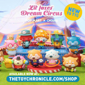 lil-foxes-dream-circus-POP-MART-okluna-ttc