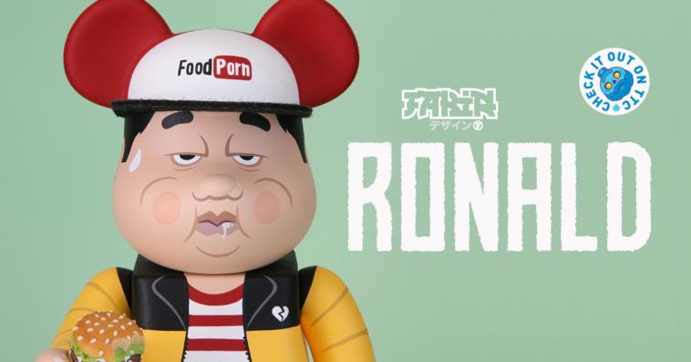 ronald-custom-bearbrick-fakir-featured