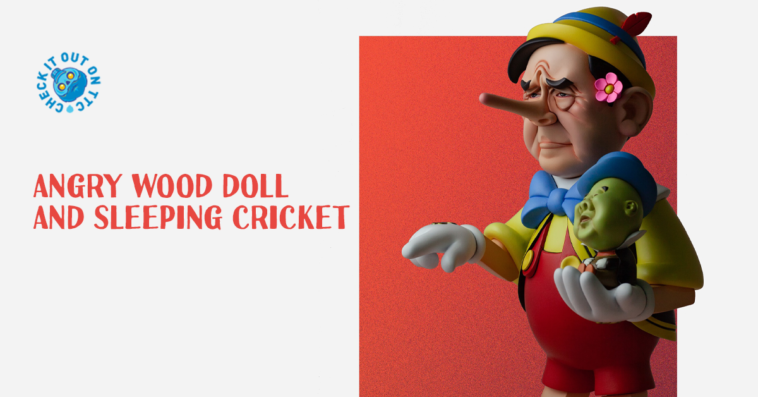 Angry Wood Doll and Sleeping Cricket-featured