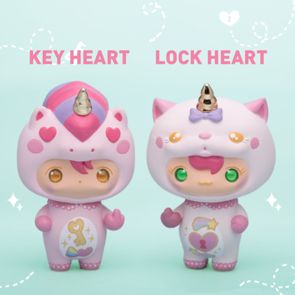 Quay-Fiin-Love-Magic-by-KiK-Toyz-Dcon2019-Frolic-The-Toy-Chronicle-heart