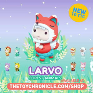 larvo-forest-animals-Playgrounders-1983toys-ttc