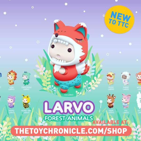 larvo-forest-animals-Playgrounders-1983toys-ttc