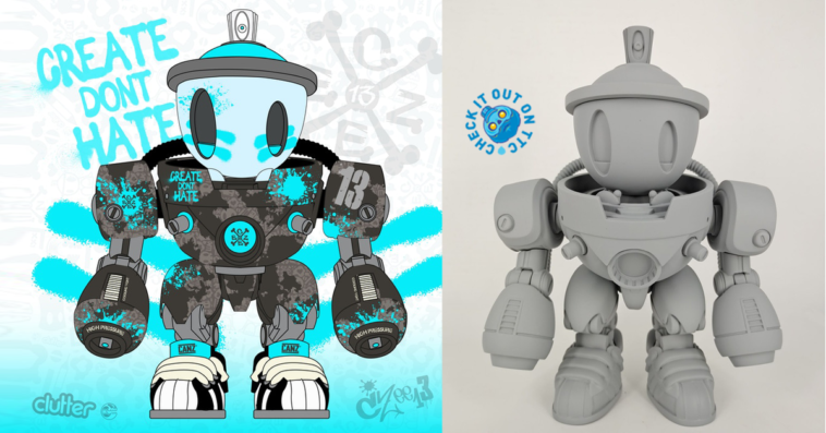 MECHBOT-czee13-clutter-canbot-kickstarter-featured