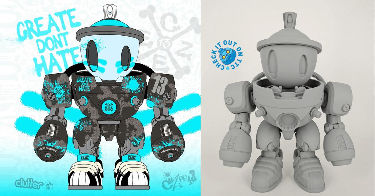 MECHBOT-czee13-clutter-canbot-kickstarter-featured