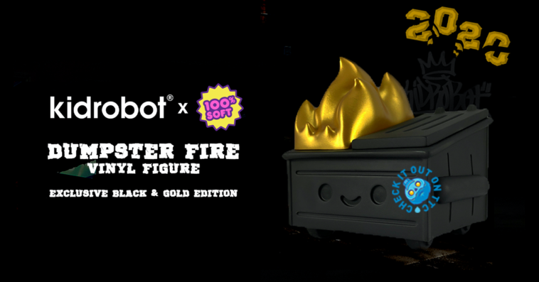 kidrobot-100soft-dumpster-fire-exclusive-featured