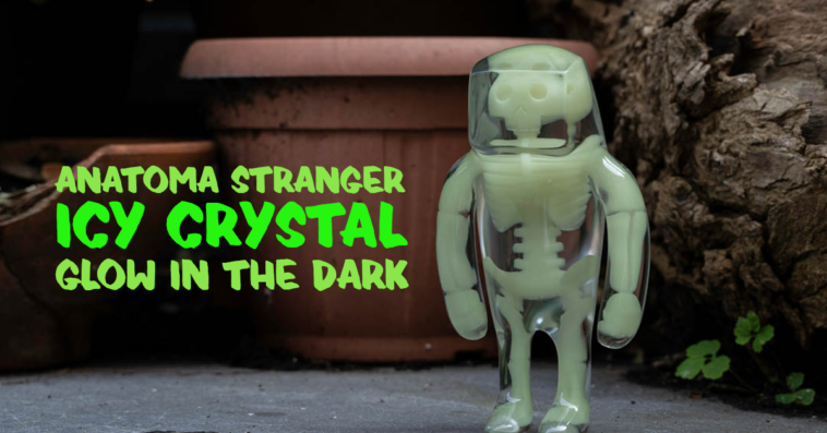 ANATOMA STRANGER - ICY CRYSTAL-flawtoys-featured