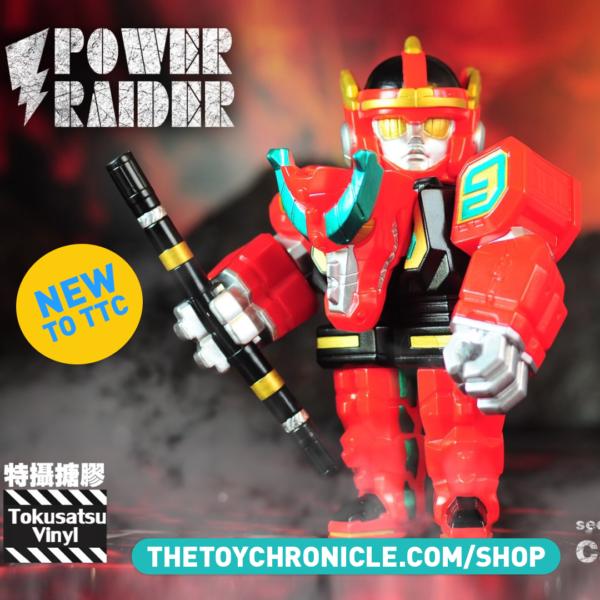 power-raider-captain-dragon-blackseed-tokusatsu-ttc