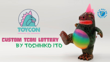toyconuk-tcon-custom-lottery-toshihiko-ito-featured