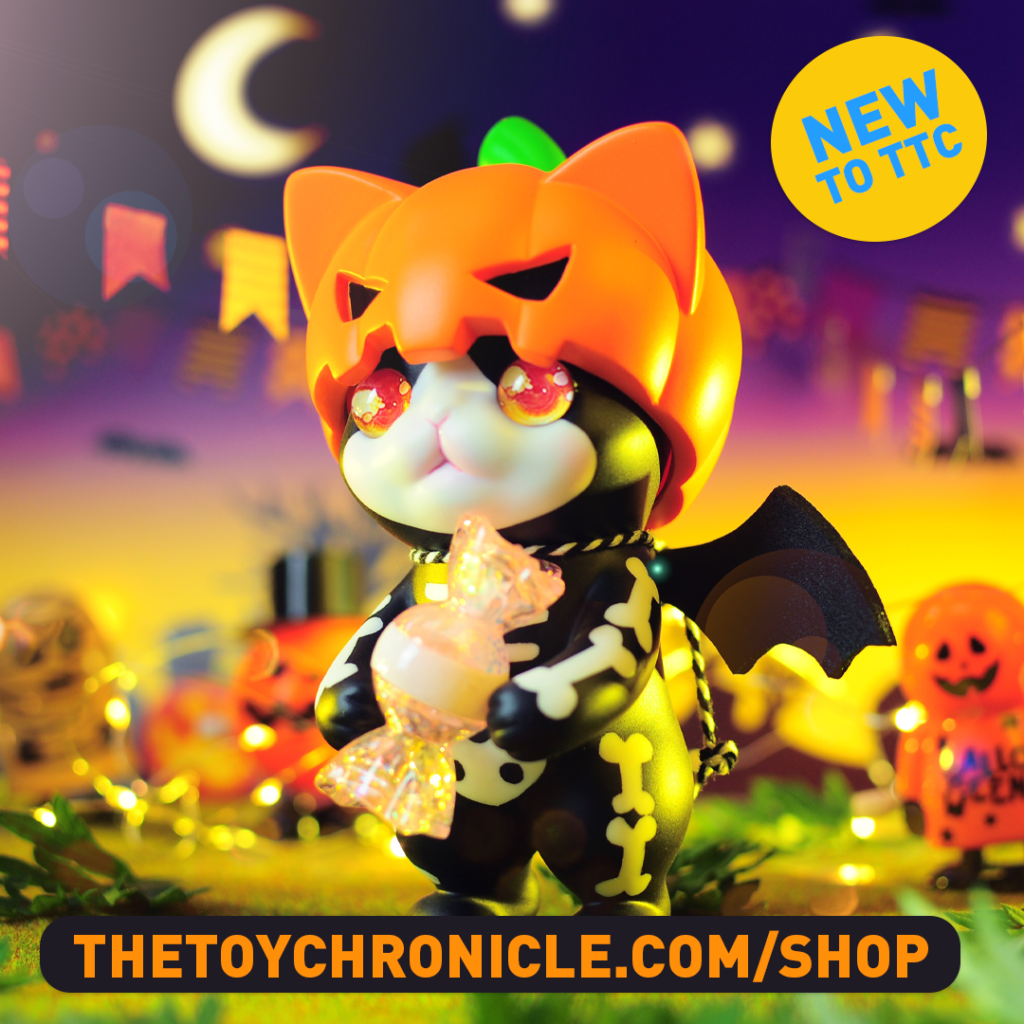 Ohonneko Mr. Pumpkin-ttc