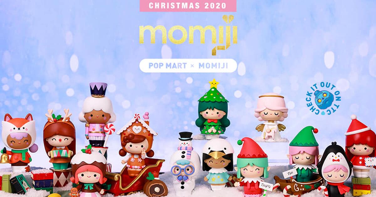 Momiji Cupingo and Kisses Art Toy Figure by Momiji x POP MART