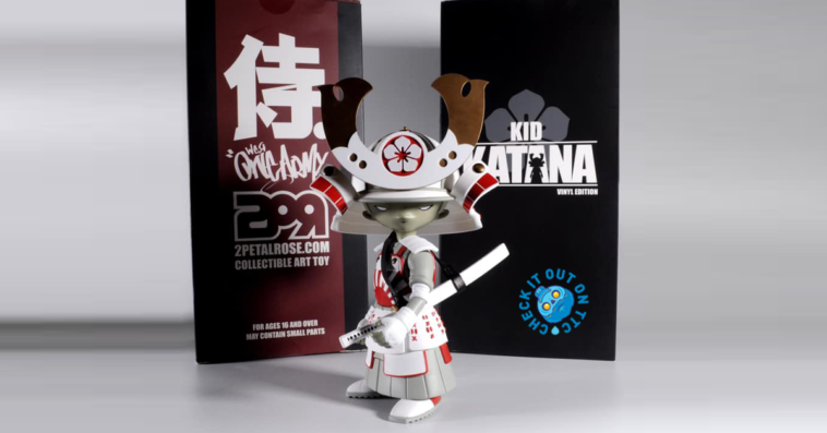 kid-katana-new-dawn-2petalrose-vinyl-featured