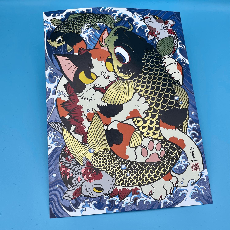konatsu-foil-etched-print-2