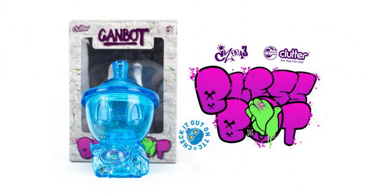 blessbot-blue-czee13-clutter-featured