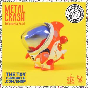 metal-crash-tantan-space-pilot-orange-merrygoround-kuchuarttoys-ttc