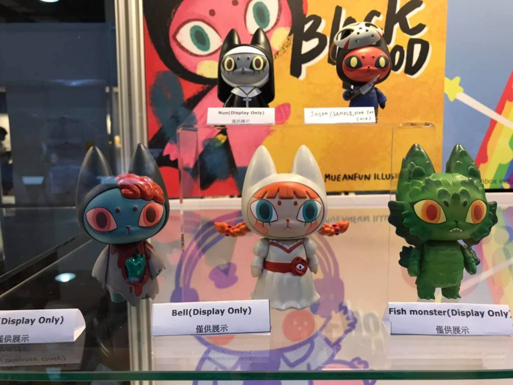Online Shop Trend Now BADmeaw-Meanfun-Unbox-industries-The-Toy-Chronicle-2021--1024x768 The Toy Chronicle | BADmeaw Nun Blackhood Edition by Mueanfun Sapanake x Unbox Industries