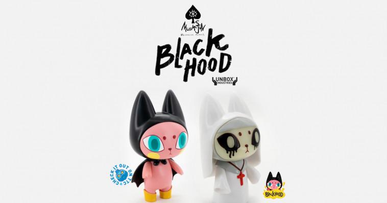 Online Shop Trend Now BADmeaw-x-The-Nun-Blackhood-01-by-Mueanfun-Sapanake-x-Unbox-Industries--758x398 The Toy Chronicle | BADmeaw Nun Blackhood Edition by Mueanfun Sapanake x Unbox Industries