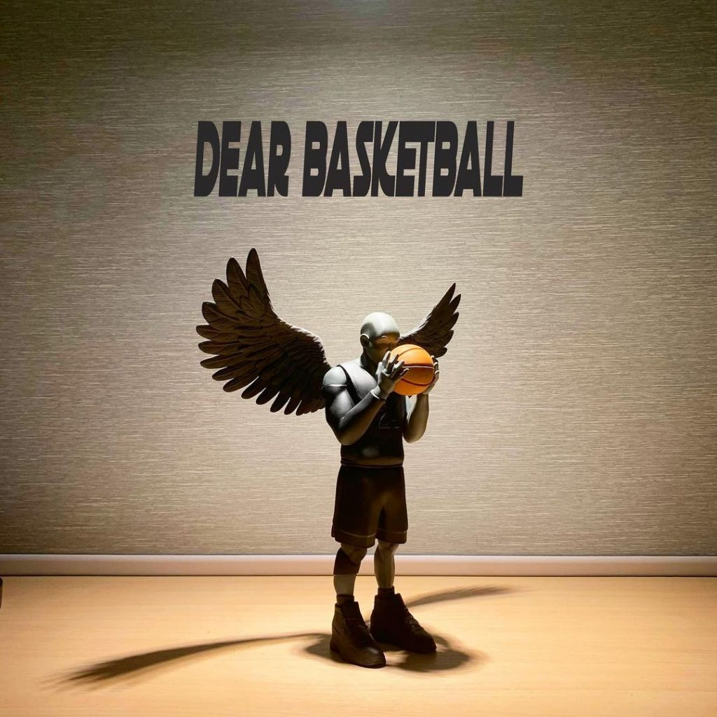 This image has an empty alt attribute; its file name is BATHING-TOY-Presents-Dear-Basketball-Black-Edition-Kobe-The-Toy-Chronicle-2021--1024x1024.jpg