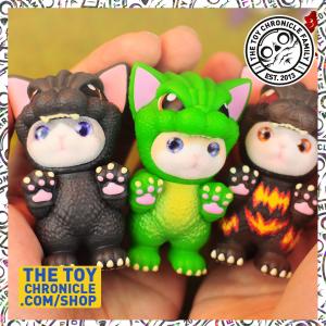 Ohonneko – Fantastic Beasts – The Little Dinosaur-blackseedtoys-k2toy-ttc