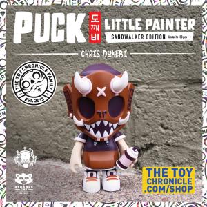 puck-little-painter-sandwalker-dokebi-strangecattoys-ttc