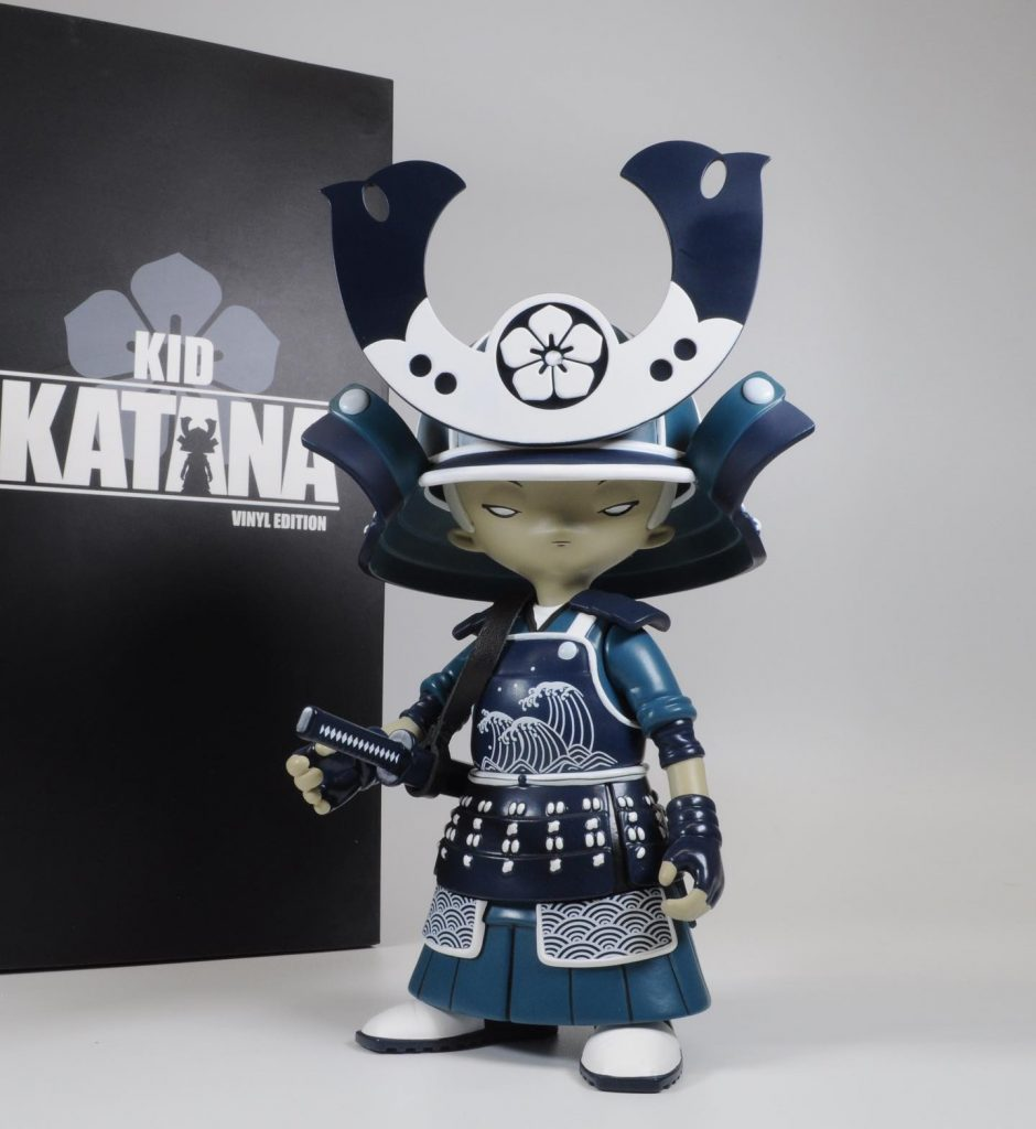 Online Shop Trend Now 2PetalRoses-Kid-Katana-Tidal-Edition-The-Toy-Chronicle-2021--940x1024 The Toy Chronicle   2PetalRose's Kid Katana Tidal Edition
