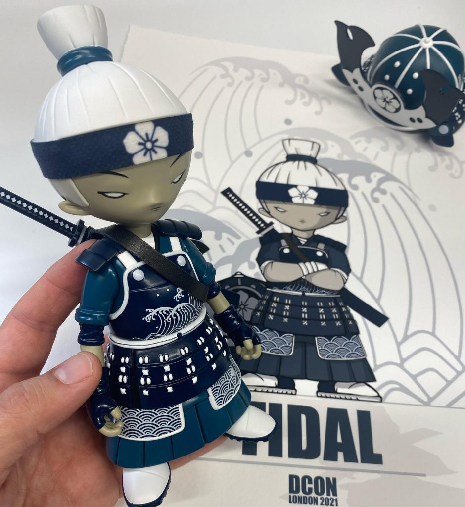 Online Shop Trend Now 2PetalRoses-Kid-Katana-Tidal-Edition-The-Toy-Chronicle-2021-rrrr-940x1024 The Toy Chronicle   2PetalRose's Kid Katana Tidal Edition