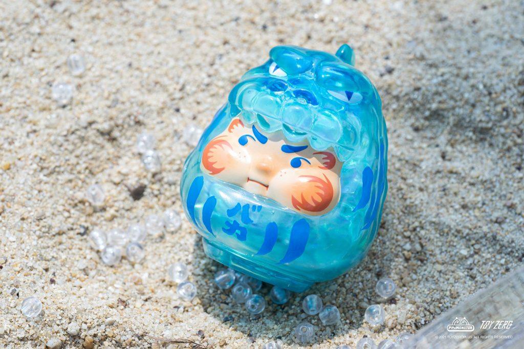 Online Shop Trend Now Daruma-PP-BABY-Ocean-Blue-Edition-by-AAAZ-x-ToyZero-Plus-The-Toy-Chronicle-2021-1024x683 The Toy Chronicle   Daruma PP BABY Ocean Blue Edition by AAAZ x ToyZero Plus