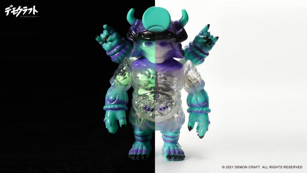 Online Shop Trend Now Demon-Craft-Ushioni-Samurai-By-Scotty-Wang-x-Joy-TOYS-the-toy-chronicle-2021--1024x576 The Toy Chronicle | Demon Craft Ushioni Samurai By Scotty Wang x Joy TOYS