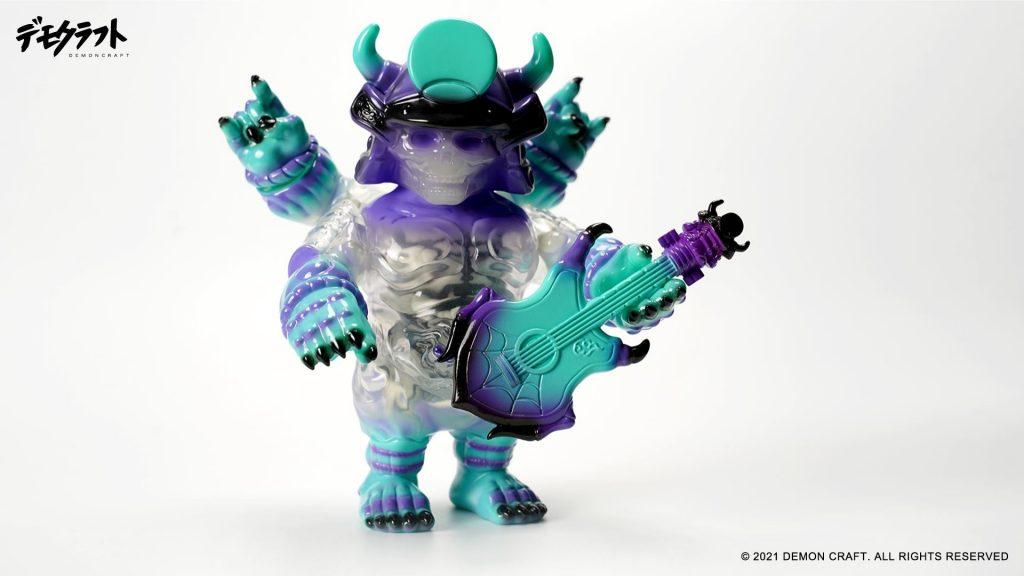 Online Shop Trend Now Demon-Craft-Ushioni-Samurai-By-Scotty-Wang-x-Joy-TOYS-the-toy-chronicle-2021-r-1024x576 The Toy Chronicle | Demon Craft Ushioni Samurai By Scotty Wang x Joy TOYS