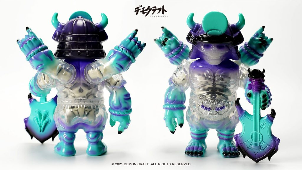 Online Shop Trend Now Demon-Craft-Ushioni-Samurai-By-Scotty-Wang-x-Joy-TOYS-the-toy-chronicle-2021-rwww-1024x576 The Toy Chronicle | Demon Craft Ushioni Samurai By Scotty Wang x Joy TOYS