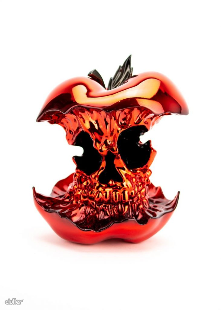 Online Shop Trend Now Devil-Red-Chrome-Rotten-by-Djinn-Tonic-x-Clutter-The-Toy-Chronicle-NTWRK--731x1024 The Toy Chronicle | Devil Red Chrome Rotten by Djinn & Tonic x Clutter x NTWRK