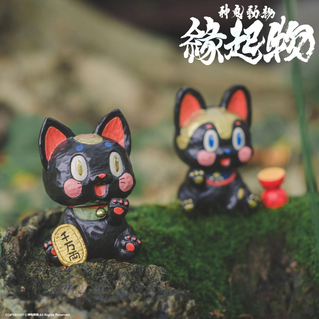 Online Shop Trend Now Fortune-Cat-Black-Gold-Edition-Fortune-Series-by-G.G.-Animal-x-Soyamax-x-Partner-Toy-The-TOy-Chronicle-2021-nrnrq-1024x1024 The Toy Chronicle   Fortune Cat Black Gold Edition Fortune Series by G.G. Animal x Soyamax x Partner Toy
