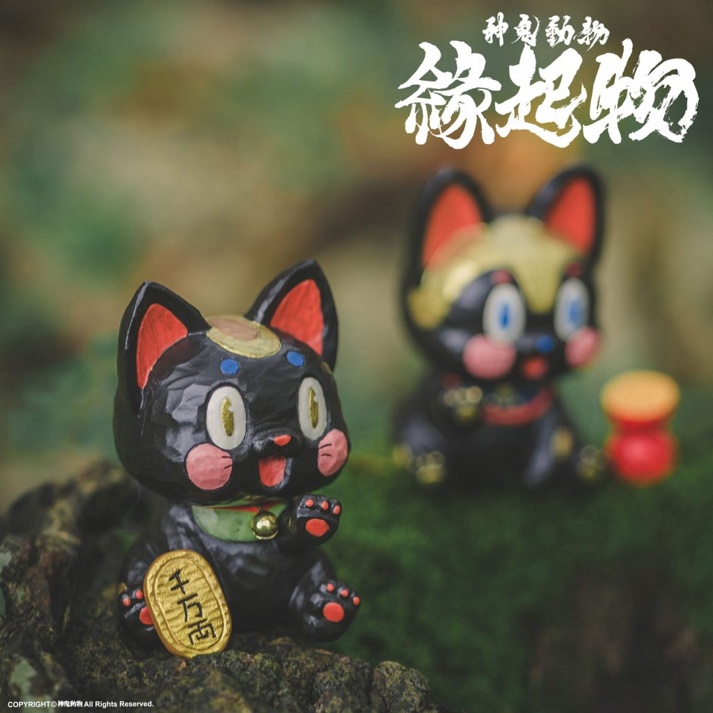 Online Shop Trend Now Fortune-Cat-Black-Gold-Edition-Fortune-Series-by-G.G.-Animal-x-Soyamax-x-Partner-Toy-The-TOy-Chronicle-2021-rnnrq-1024x1024 The Toy Chronicle   Fortune Cat Black Gold Edition Fortune Series by G.G. Animal x Soyamax x Partner Toy